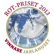 Logga ROT-priset 2013